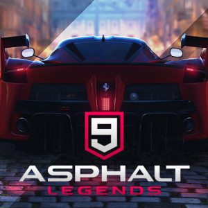 [Player ID required] Asphalt 9: Legends 1000 Tokens