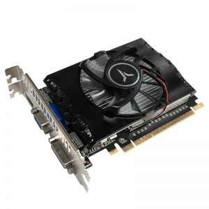 Yeston Graphic Card Geforce GT730 2G D5 VA  NVIDIA Pascal 902-5012MHz 2G/DDR5/64bit for Game Working