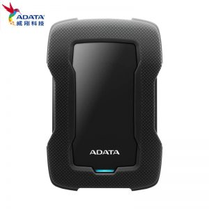 Adata hd330 portable mobile hard disk waterproof, dustproof and shockproof, outdoor photography, travel and play cloud USB3.0