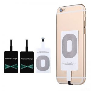 Fast Wireless Charger Universal Qi Wireless Charger Adapter Receiver module For iPhone X 6 7 8 Plus Samsung S7 S8 edge Note 8