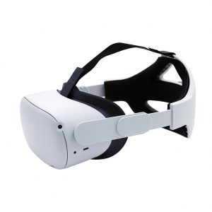 Adjustable Head Strap For Oculus Quest 2 VR Helmet Belt Headband Improve Supporting Forcesupport Reality Access Increase Virtual