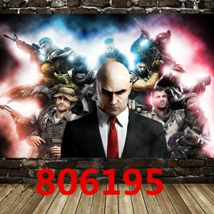 Call of Duty: Warzone Game Poster Anime  canvas Decorative Painting Wall Stickers HomeDecoration wall art canvas