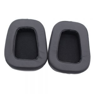 Replacement Earpads Earmuff For G933 G633 Surround Gaming Headphones Replacement Earpads ear pad Cushions (A China)