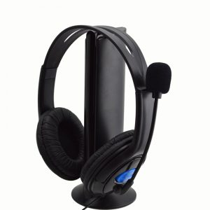 Wired Earphone Gaming Headphones Headband Game Headset With Mic for Sony PS4 PlayStation 4 /PC Computer #LR1