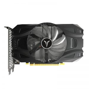 New Yeston GTX1050Ti-4G D5 TD Graphic Card NVIDIA Pascal 1291/1392MHz 14nm 4G/128bit/GDDR5 for Game Working