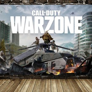 Call of Duty: Warzone Game Poster Anime  canvas Decorative Painting Wall Stickers Home Decoration wall art canvas