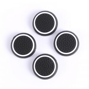 4pcs/lot Silicone Controller Joystick Analog Stick Grip Stick Cap Cover for PS4 PS3 Xbox One Game Console Gaming Accessories