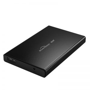 Blueendless 2.5 Inch Usb 3.0 External Hard Drive Disk Hdd 2.5 Inch Hd For Pc for Mac Laptop Portable Hard Disk (Black 500GB)