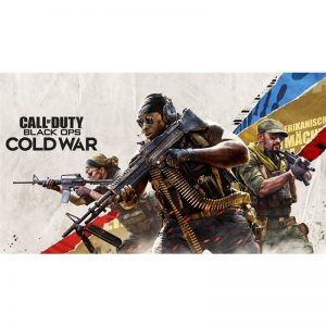 Call of Duty: Black Ops Cold War Game Poster Anime  canvas Decorative Painting Wall Stickers Home Decoration wall art canvas
