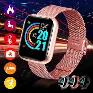 New Bluetooth Smart Watch With Fitness Tracker