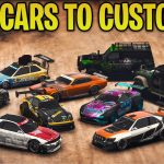 Top 5 Best Cars to Customize in GTA 5 Online : Grand Theft Auto V Top 5 most customizable cars list